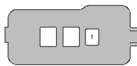 lexus es300 1999 fuse box diagram auto genius rh autogenius info
