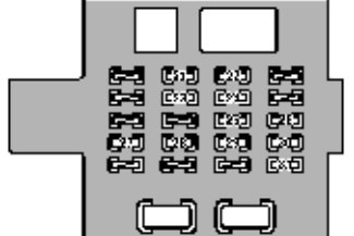 Lexus GS300 (1998 - 2000) - fuse box diagram - Auto Genius | 99 Lexus Gs300 Fuse Box Diagram |  | Auto Genius