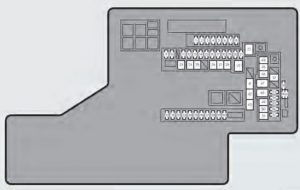lexus gs450h 2014 fuse box diagram auto genius. Black Bedroom Furniture Sets. Home Design Ideas