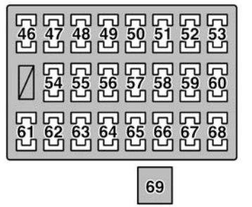 lexus gx470 (2006) fuse box diagram auto genius toyota avalon fuse box lexus gx470 (2006) fuse box diagram