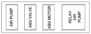 Oldsmobile       Intrigue     2000      fuse       box       diagram     Auto Genius
