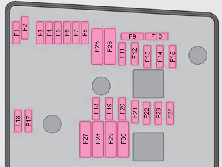 skoda octavia fuse box engine compartment version2 2007 skoda octavia (2011) fuse box diagram auto genius 2011 silverado engine compartment fuse box at edmiracle.co