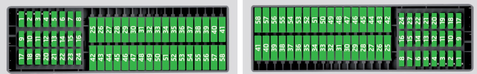 skoda rapid 2016 fuse box diagram auto genius rh autogenius info 2018 Skoda Rapid Skoda Superb