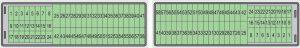 Skoda Rapid - fuse box - dashboard panel (left-hand vehicle/right-hand vehicle)