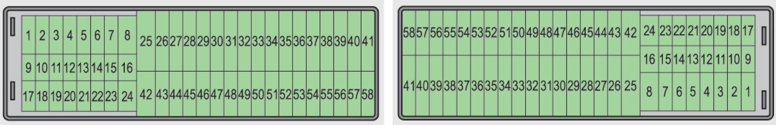 skoda rapid 2012 2013 fuse box diagram auto genius rh autogenius info Skoda Rapid 2014 2018 Skoda Rapid