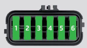 Skoda Rapid - fuse box - engine compartment