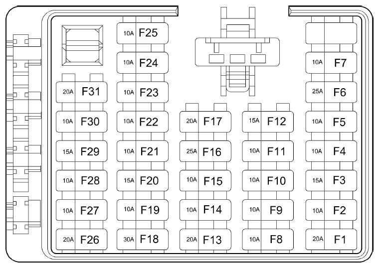 hyundai fuse box diagram