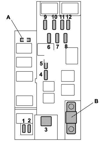 2003 Wrx Fuse Box Diagram