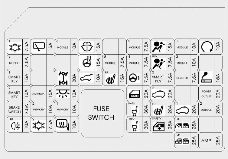 how to open haundai fuse box   28 wiring diagram images