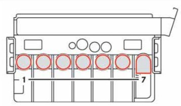 dodge sprinter 2008 2009 fuse box diagram auto genius. Black Bedroom Furniture Sets. Home Design Ideas
