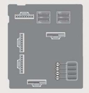 smart fortwo 2008 fuse box diagram auto genius rh autogenius info 2001 Lincoln Town Car Fuse Box Diagram Club Car Fuse Box Location