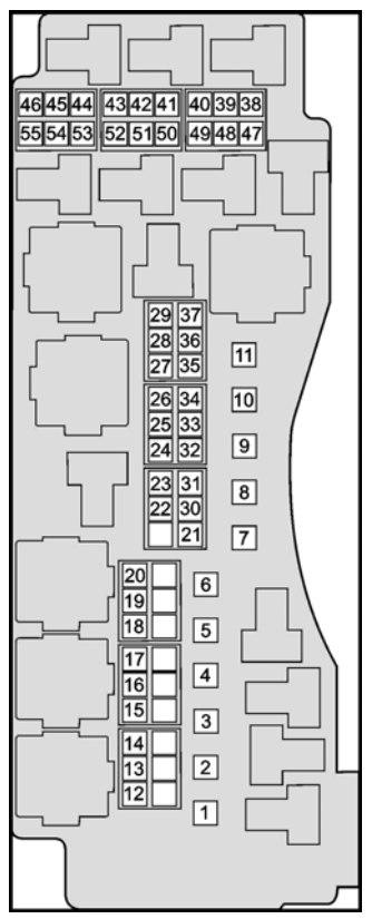 tata bolt 2015 2017 fuse box diagram auto genius. Black Bedroom Furniture Sets. Home Design Ideas