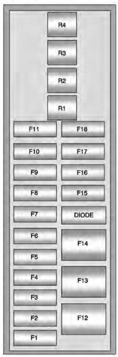 Chevrolet Volt (2013) - fuse box diagram - Auto Genius | 2012 Chevy Volt Wiring Diagram |  | Auto Genius