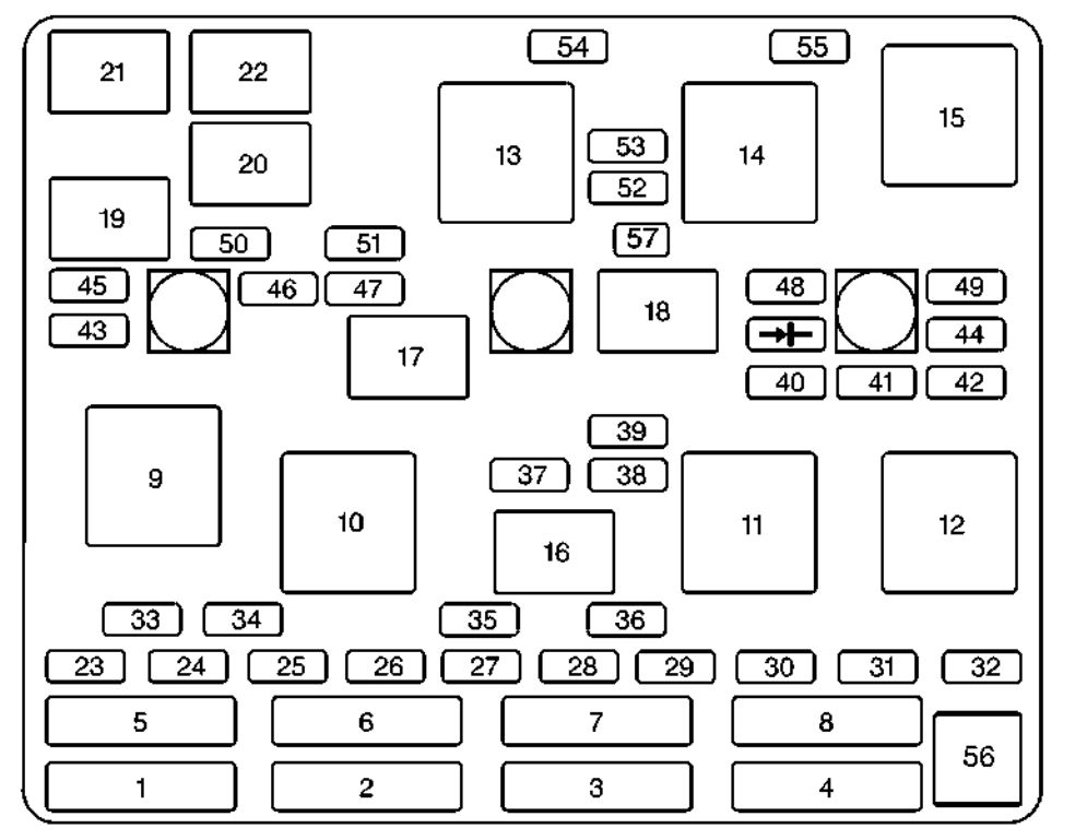 2009 chevy malibu fuse box  u2022 wiring diagram for free