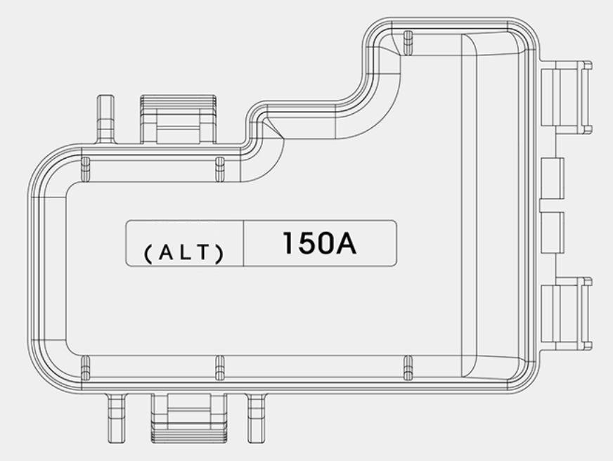 D Crx Dx B Swap Wont Start Help Main Relay Wiring additionally Acura Integra Fuse Box Interior as well B F C C further Kia Niro Fuse Box Diagram Battery Terminal Cover moreover Asd. on acura integra fuel pump diagram
