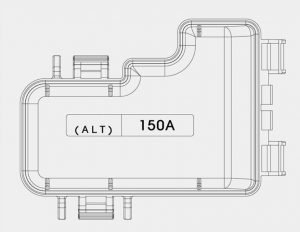 Kia Optima PHEV  2017  2018   fuse box    diagram     Auto Genius