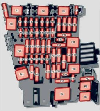 audi a3 fuse diagram audi a3 fuse box 1998