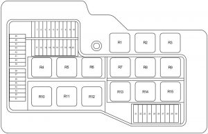bmw 3 series e36 and e35/5 (1990 - 2000) - fuse box diagram - auto genius  auto genius