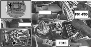 bmw 6 series e63 e64 2004 2010 fuse box diagram BMW 328Xi Fuse Box Diagram