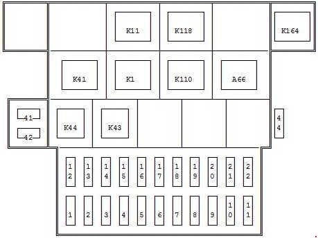ford puma fuse box diagram auto genius. Black Bedroom Furniture Sets. Home Design Ideas