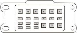 ford-ranger-fuse-box-diagram-auxiliary-fuse-box-2011-300x129  Ford Ranger Fuse Box Diagram on 89 ford ranger fuel pump, 89 ford ranger vacuum line diagram, 89 toyota camry wiring diagram, 89 mercury grand marquis fuse box diagram, 89 ford ranger headlights, 89 ford ranger 4x4, 89 ford tempo fuse box diagram, ford ranger edge fuse diagram, 89 ford ranger interior, 89 ford ranger relay, 89 ford ranger light, 89 ford f-150 fuse box diagram,