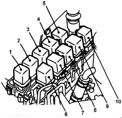 G20 Engine Diagram