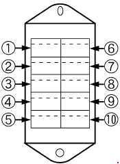 Kubota L3240, L3540, L4240, L5740 - fuse box diagram - Auto Genius on b3200 kubota wiring diagram, l3600 kubota wiring diagram, l235 kubota wiring diagram, l2550 kubota wiring diagram, b2320 kubota wiring diagram, l3830 kubota wiring diagram, zd323 kubota wiring diagram, l2600 kubota wiring diagram, l2350 kubota wiring diagram, l275 kubota wiring diagram, mx5100 kubota wiring diagram, l3200 kubota wiring diagram, l2500 kubota wiring diagram, l5740 kubota wiring diagram,