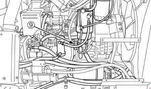 Kubota M100GX  M110GX  M126GX  M135GX     fuse       box       diagram