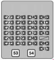 2003 lexus rx300 fuse box diagram 2001 lexus rx300 fuse box diagram