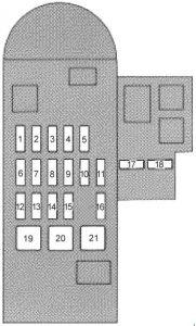 lexus sc 300 1991 2000 fuse box diagram auto genius. Black Bedroom Furniture Sets. Home Design Ideas