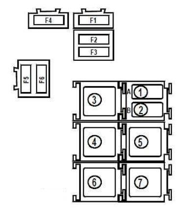 renault kangoo 2006 fuse box  save wiring diagrams faint