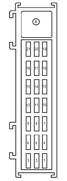 [DIAGRAM_3US]  Renault Modus (2004 - 2007) - fuse box diagram - Auto Genius | Renault Modus Fuse Box |  | Auto Genius