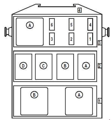 renault fuse box layout renault clio fuse box layout diagram
