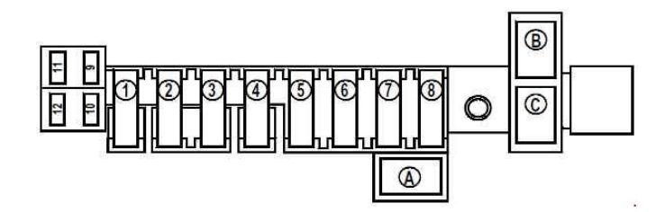 [WLLP_2054]   Renault Modus (2004 - 2007) - fuse box diagram - Auto Genius | Renault Modus Fuse Box |  | Auto Genius