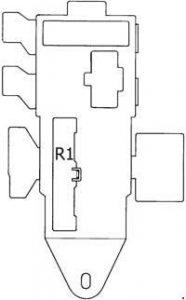 4runner fuse diagram 92 4runner fuse diagram #12