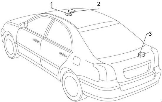 Fuse Box Diagram Likewise 2003 Chevy Impala Wiring On Astra ... Vauxhall Zafira Fuse Box Diagram on
