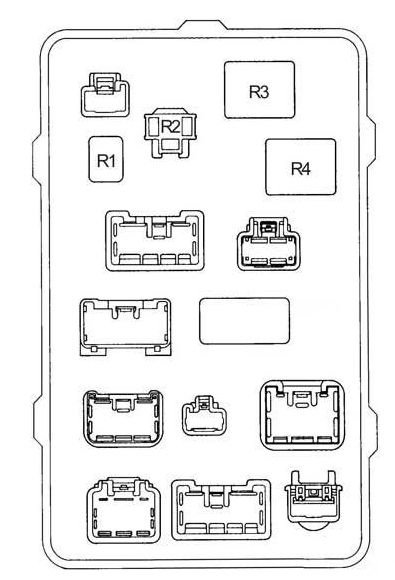 toyota-hilux-fuse-box-diagram-penger-compartment-fuse-box-2-2015 Where Is Fuse Box On Toyota Hiace on
