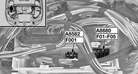 BMW 1 (E81/E82/E87/E88; 2004 - 2013) - fuse box diagram - Auto GeniusAuto Genius