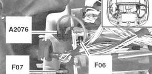 BMW 1 - fuse box diagram -N54 (135i)