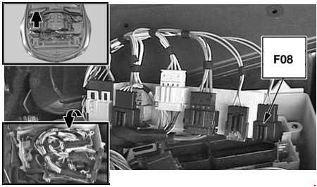 bmw 5 series (e60, e61) (2003 2010) fuse box diagram auto genius bmw 5 series manual bmw 5 series fuse box diagram engine compartment
