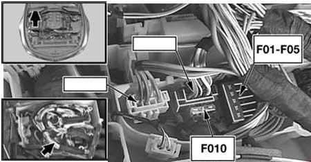 BMW 5-Series (E60, E61) (2003 - 2010) - fuse box diagram - Auto Genius | Bmw E60 Engine Diagram |  | Auto Genius