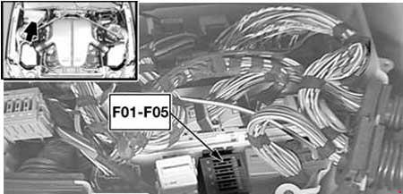 2006 bmw 5 series engine compartment diagram circuit wiring and rh bdnewsmix com