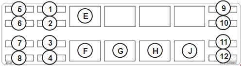 bobcat 331 fuse box diagram auto genius rh autogenius info bobcat fuse box location bobcat s70 fuse box
