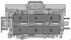 Ford F-150 (2009 - 2014) - fuse box diagram - Auto Genius