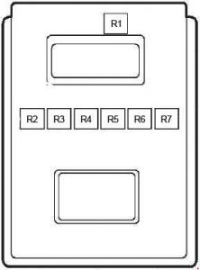 Ford Fiesta  1997  2002   fuse box    diagram     Auto Genius