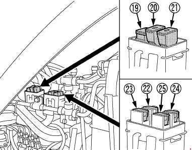 Kubota Tractor M9540 - fuse box diagram - Auto Genius