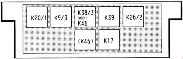 1997 038 1998 Mercedes Benz F150 Fuse Box Diagram
