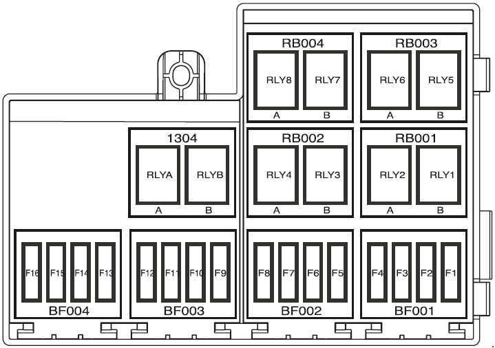 peugeot boxer 3 fuse box diagram peugeot pars - fuse box diagram - auto genius