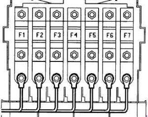 porsche boxster (986) (1996 - 2004) - fuse box diagram - auto genius porsche diagram 1998 fuse box