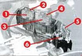 alfa romeo 146 (1994 2000) fuse box diagram auto genius alfa romeo rear differential alfa romeo 146 fuse box #7